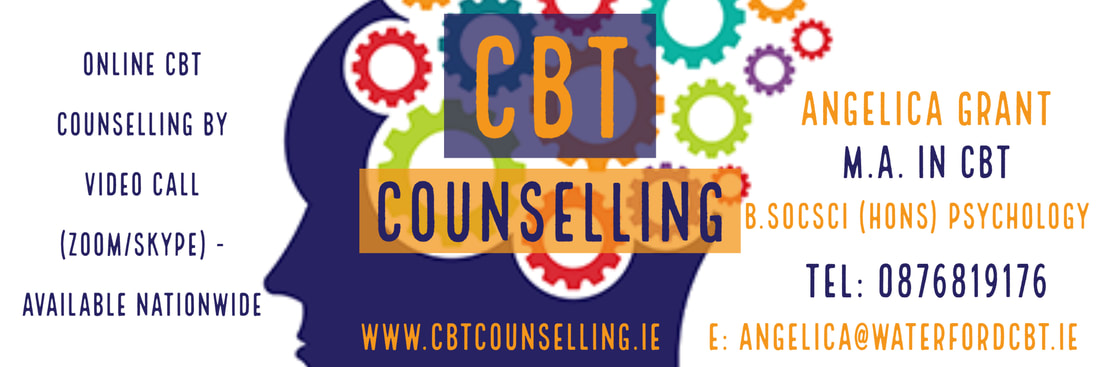 CBT Ireland, Anxiety, Depression,